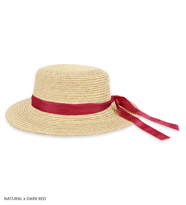 DAUGHTERS straw hat