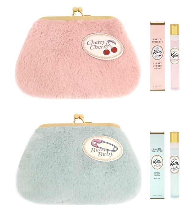 KATIE EAU DE TOILETTE pretty kit
