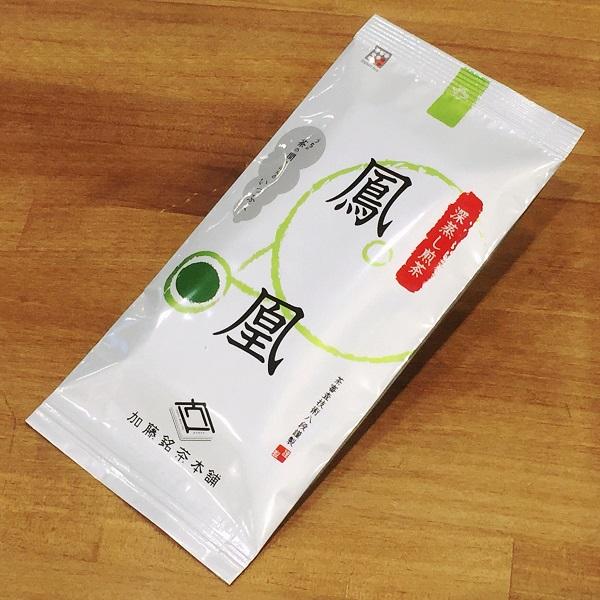 【当店名物!深蒸し茶 鳳凰】100g袋詰
