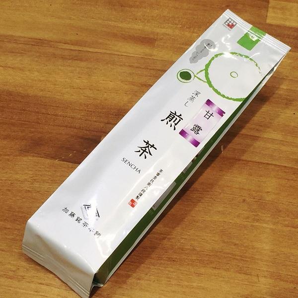 【深蒸し煎茶】甘露 200g