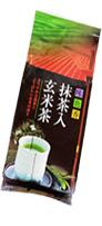抹茶入玄米茶(200g入)