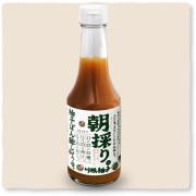 朝採り柚子ぽん酢しょうゆ