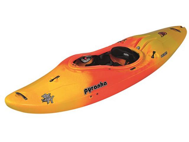 【ピラニア(Pyranha)】 リバーランニングボート BURN lllバーン 3rdジェネレーション 最後の1艇!Mサイズ