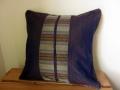イカット(かすり織り)製クッションカバー(40cm正方形)CP004