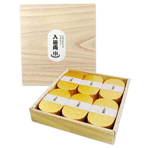 小判型バスボム入浴両(6個入り)
