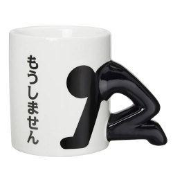 土下座マグカップ