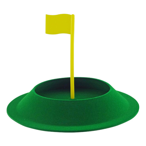 ゴルフパット練習用「ゴムホールカップDX」