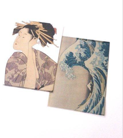浮世絵展 クリアファイルセット