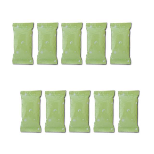 わきアイス(幼児・小児用)交換用ジェル袋10個セット 送料無料 (WI-24用)
