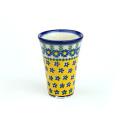ポーランド陶器 トールマグ
