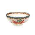 ポーランド陶器 ご飯茶碗・小