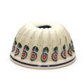 ポーランド陶器 クグロフ型