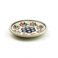 ポーランド陶器 平皿φ11.6cm