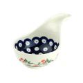 ポーランド陶器 持ち手つき小鉢