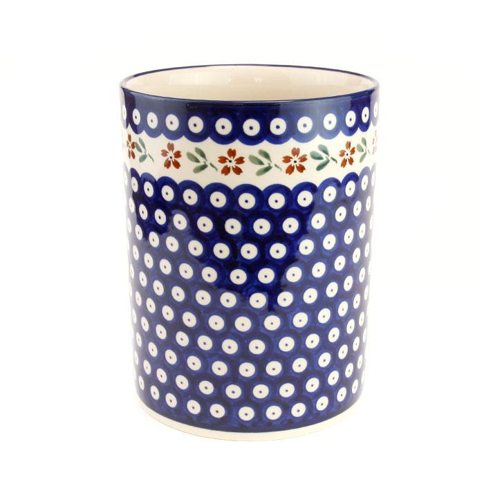 ポーランド陶器 ユテンシルホルダー