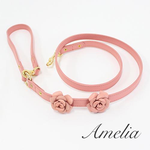 Amelia アメリア 犬 リード 首輪 かわいい