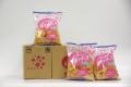 【3月27日〜発送商品】『できたてポテトチップさくらパッケージ』145g×3袋×2箱