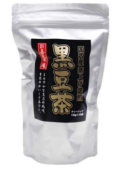 国内産 黒豆茶ティーバッグ 10g×...