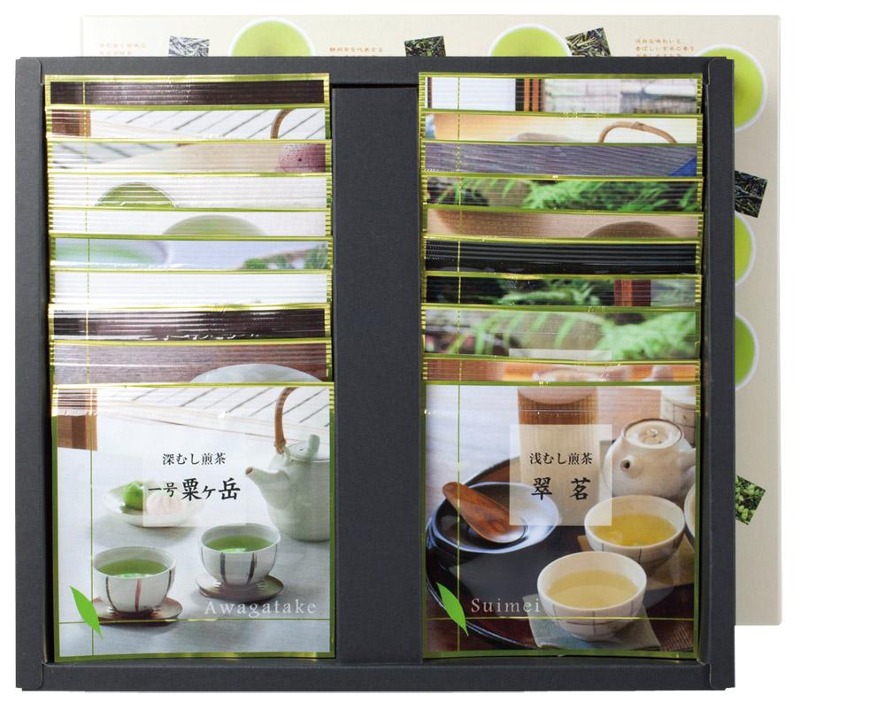 日本茶とりどり