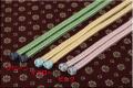 女性用羽織紐 正絹 伊賀手組み紐 4色