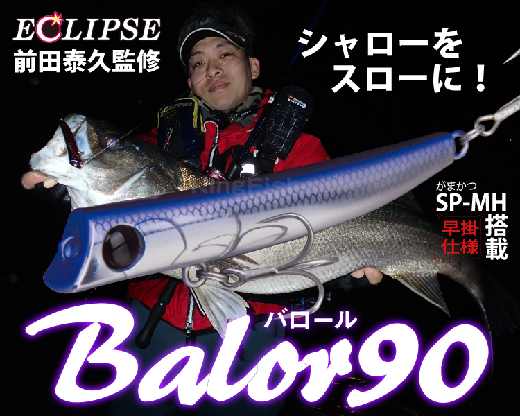 エクリプス Balor90(ECLIPSE バロール90)