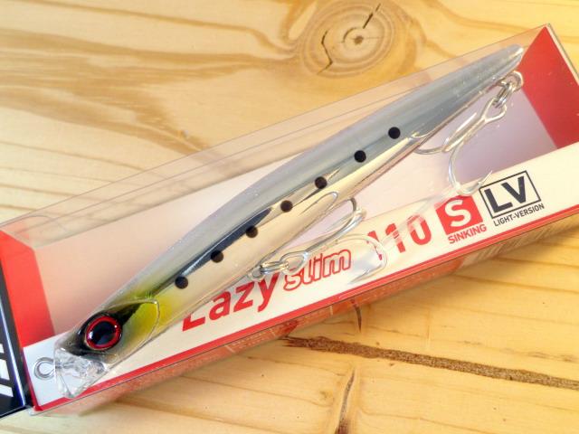 ダイワ レイジースリム110