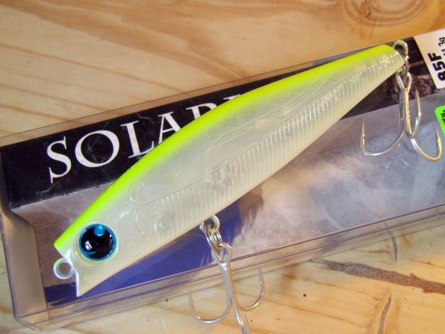 ダイワ SOLARIA85F(ソラリア85F)
