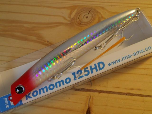 アイマ komomo125HD(コモモ125ヘッドダウン)