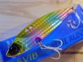 クロスウォーター 爆岸VIB BLUE RUNNER MV-35 88mm 35g ST-56#6