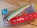 ���ॺ�ǥ�����sasuke SF-75 ���� �հ����顼
