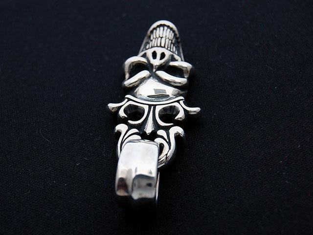 Bwl joker skull bwl joker skull pendant pn899 kings road mozeypictures Images