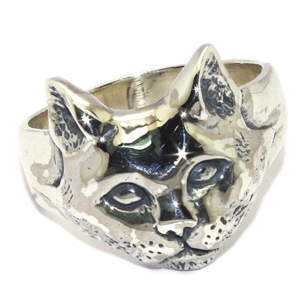 CRAZY PIG DESIGNS(クレイジーピッグ)CAT RING キャットリング #1046