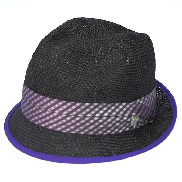 CHRISTY'S HAT(クリスティーズ) ハット /ブラック CCS723