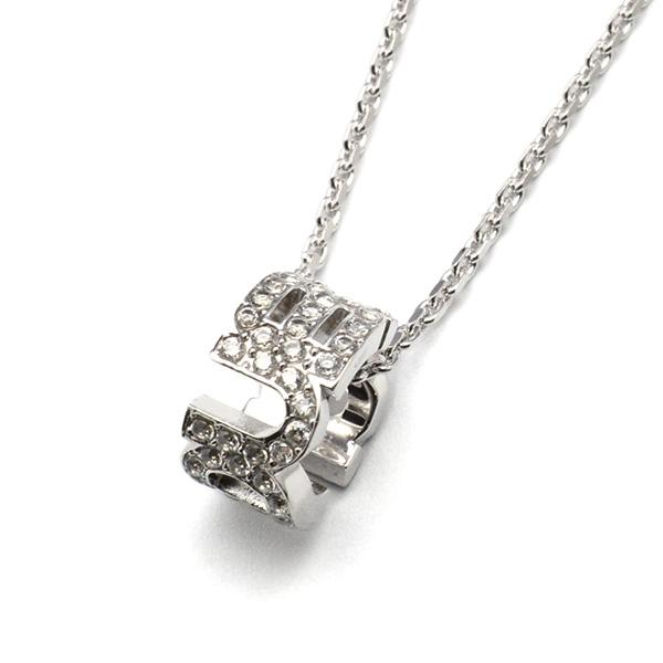 DUB Collection(ダブコレクション)Emblem Ring Necklace エンブレムリングネックレス DUBj-177-1