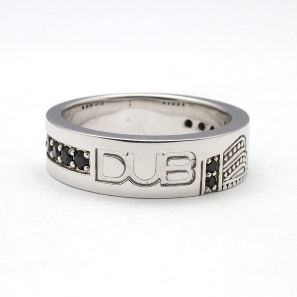 DUB collection(ダブコレクション)Join Crown Ring ジョインクラウンリング DUBj-263-1