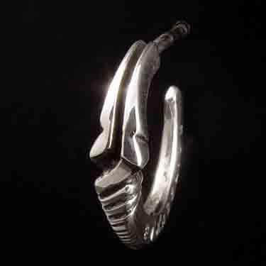 EVANGELION(エヴァンゲリオン) ロンギヌスの槍ピアス【1個=片耳用】