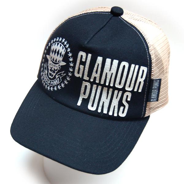 GLAMOUR PUNKS(グラマーパンクス) BASEBALL CAP / ベースボールキャップ 0712-0083