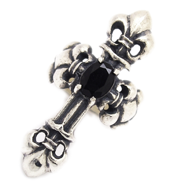 GLAMOUR PUNKS(グラマーパンクス)CROSS RING /クロスリング 1201-0158