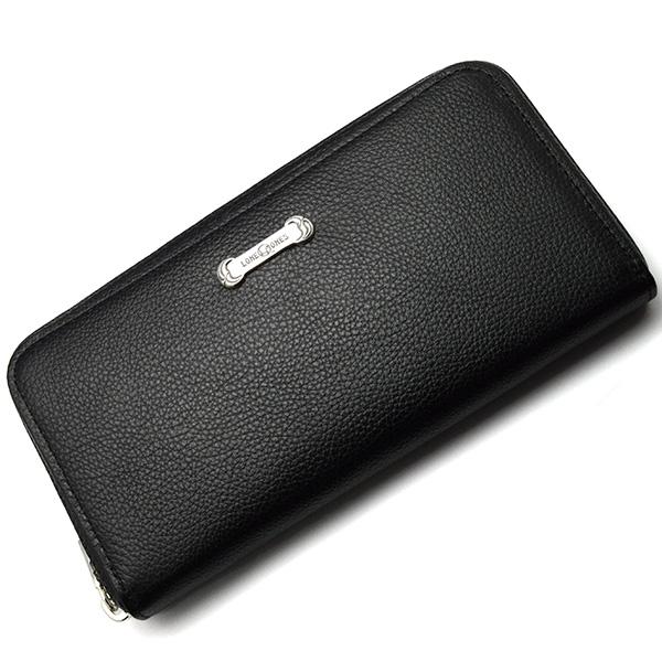 LONE ONES(ロンワンズ) Zipper Long Wallet(Silver Plate) MFW-0013-P
