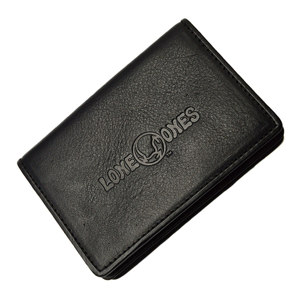 LONE ONES(ロンワンズ) MFW-0015 Card Case Logo カードケース ロゴ