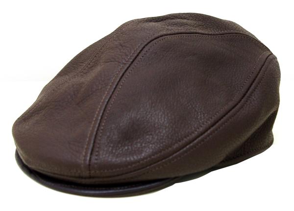 NEW YORK HAT(ニューヨークハット) ハンチング LAMBA 1900/ブラウン 9250