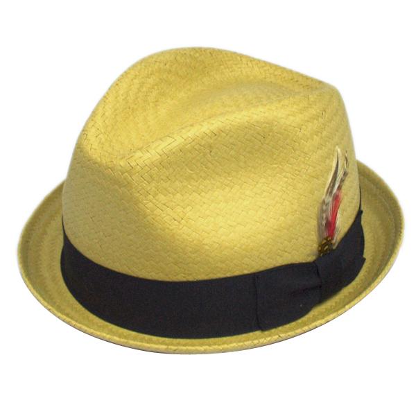 NEW YORK HAT(ニューヨークハット) ハット SAL/バンブー 2158