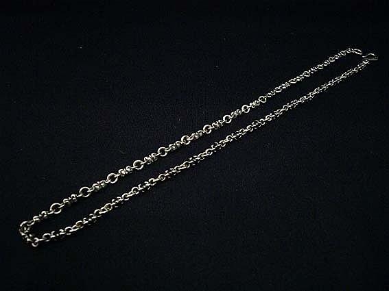 ROYAL ORDER(ロイヤルオーダー) タイニーCチェーン ネックレス 16インチ(約41cm) SN05-16