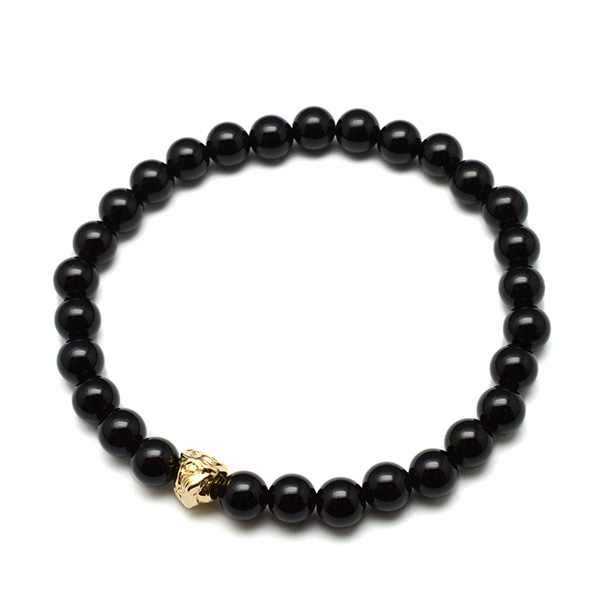 SAHRIVAR (シャフリーバル) Jesus Ball Bracelet  SB49B16S