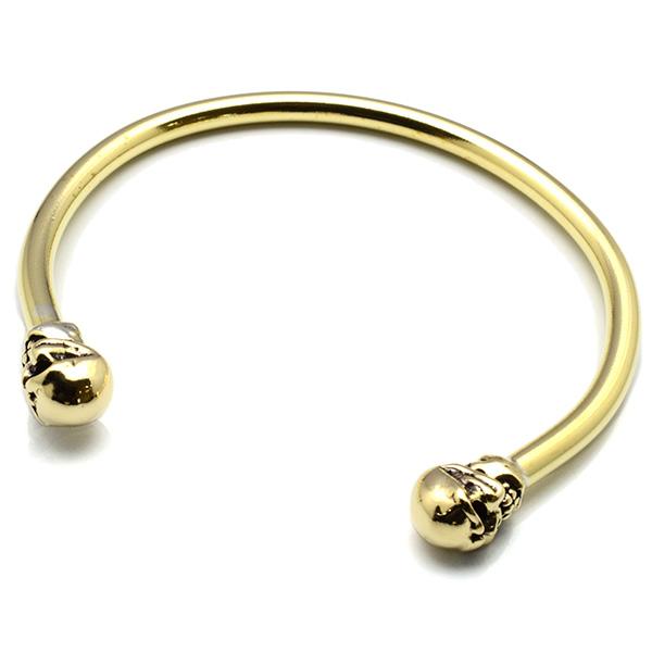 TRAVIS WALKER(トラヴィスワーカー)BGS008 Gold Bronze Chomps Bangle