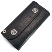 BWL(ビルウォールレザー)  Hybrid Wallet /Plain Leather W969