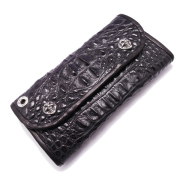 BWL(ビルウォールレザー)  Hybrid Wallet /Horn Back Leather W973