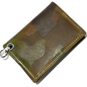 LONE ONES(ロンワンズ) MFW-0002 Card Case CAMO Leather w/2Slots カードケース カモフラージュレザー