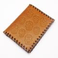 CRAZY PIG DESIGNS(���쥤�����ԥå�) MEXICAN SKULL CARD CASE/BR