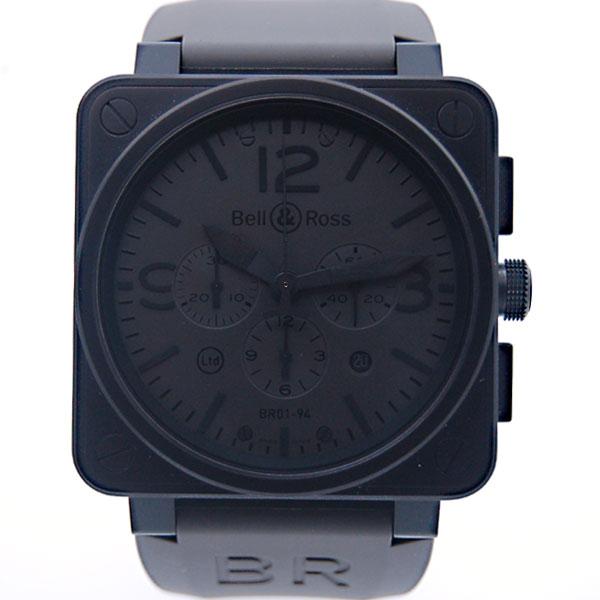 ベル&ロス BELL&ROSS BR01-94 COMMANDO コマンドクロノ 46mm 500本限定 新品